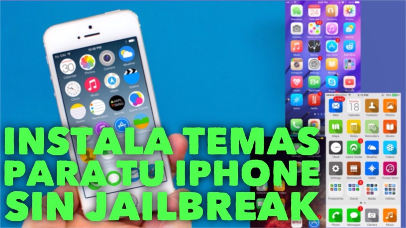 Cómo Instalar Temas En Un iPhone Sin Jailbreak – Móvil Tropical